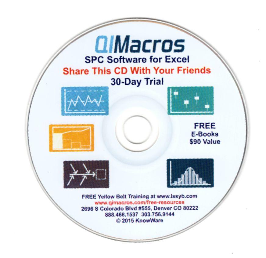 QI Macros for Excel