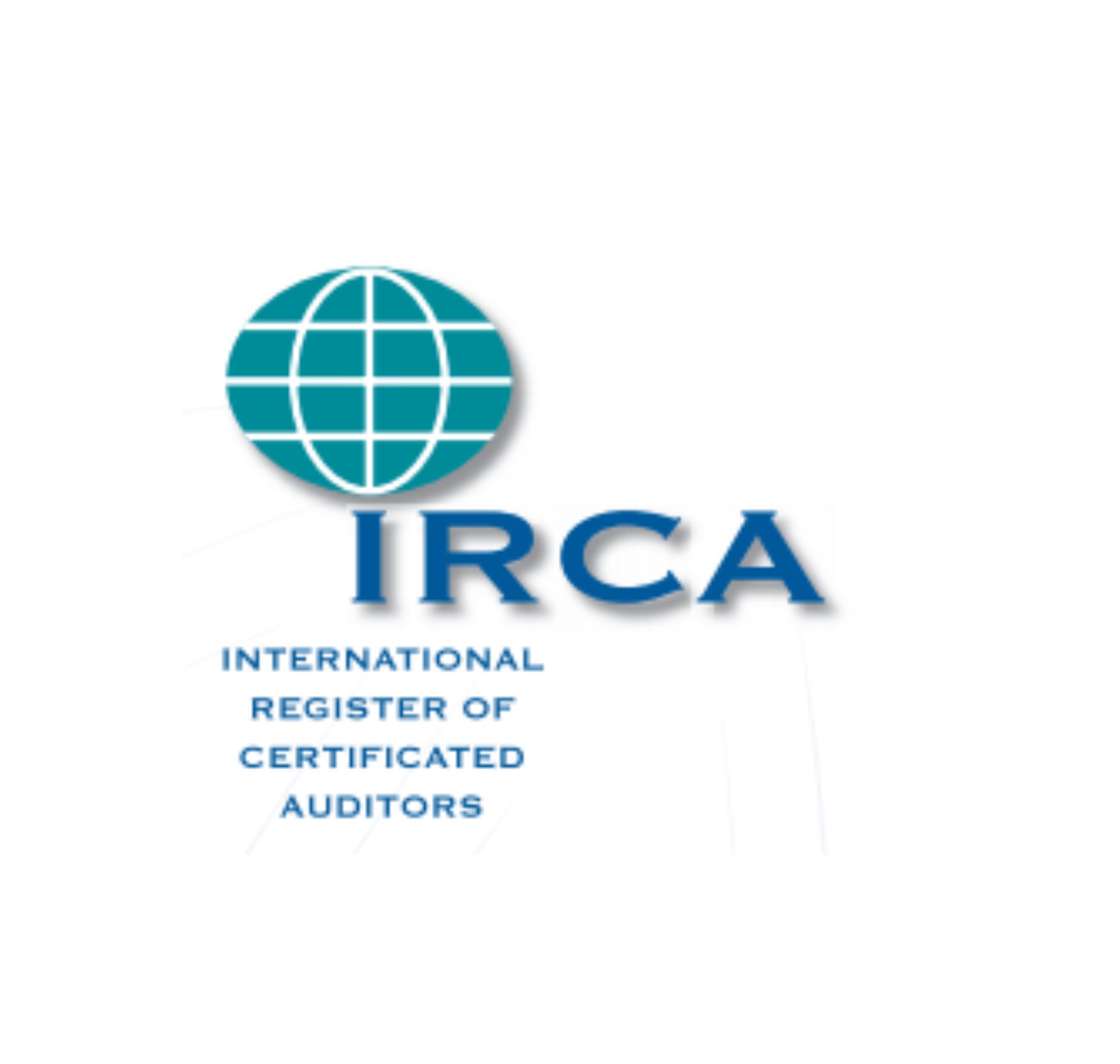 IRCA Certified Auditors