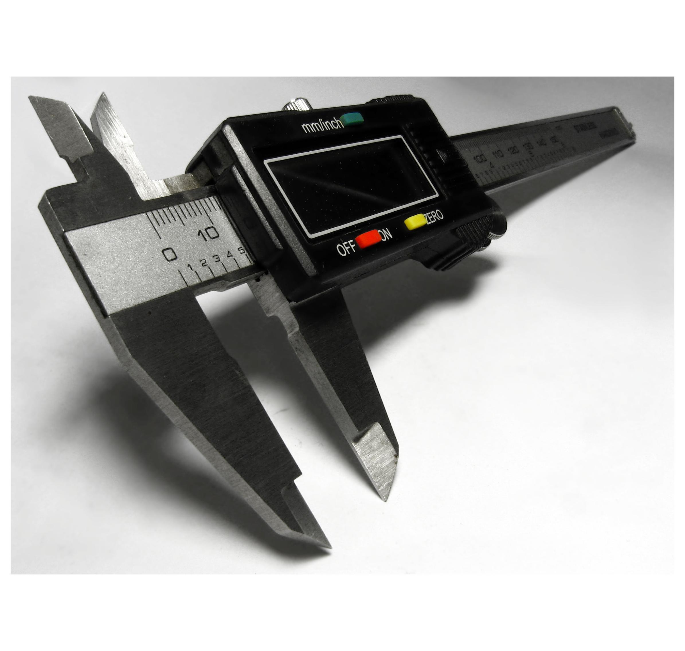 Calibrated Micrometer